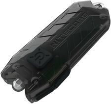"Nitecore LED Tube Light Black NCTUBEB 2 1/4"" overall. Polycarbonate construction"