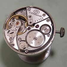 """VOSTOK """"VOLNA"""" 2809a movement 22 jewels WORKING for parts / repair 1960s"""