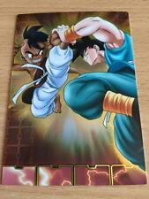 Carte Dragon Ball Z DBZ Collection Card Gum Part 4 #SP-51 Prisme ENSKY 2006