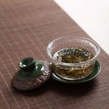 Hammer Tone Glass green Celadon Gaiwan Gongfu Tea Cup Tea Bowl Janpan Teaware