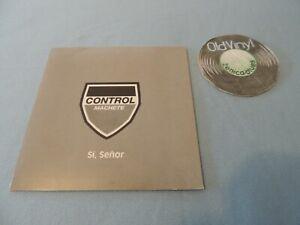 3 Track CD Control Machete Si, Senor Latin Pop 1999 EU | NM