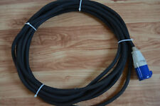 Gummileitung H07RN-F 3x4 3G4 qmm Gummikabel Industriequalität  ca 10m