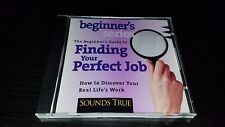 The Beginner's Guide to Finding Your Perfect Job Rick Jarow Audio CD