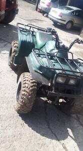 Yahmah  250 2 wheel drive lovely condition ready for work