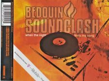 BEDOUIN SOUNDCLASH WHEN THE NIGHT FEELS MY SONG CD SINGLE 2 TRACKS
