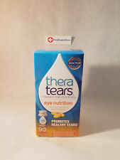 THERA-TEARS NUTRITION w/ OMEGA 3 DRY EYE RELIEF 90 Caps