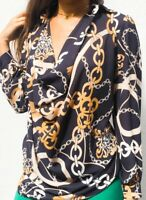john zack chain print top-shirt-blouse-tunic