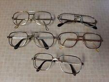 Lot Of 5 Vintage Mens Frames