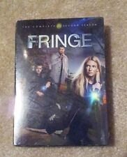 Fringe: The Complete Second Season DVD NEW SEALED