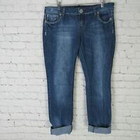 Rue 21 Jeans Womens 11 12 Curvy Twentyone Black
