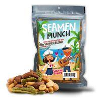 Seamen Munch - Funny Gag Gift - Gourmet Trail Mix - Spicy - Funny Nautical
