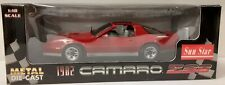"1:18 ""Sun Star"" 1982 Chevy Camaro Z/28"