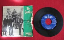 SINGLE THE BEATLES ROCK AND ROLL MUSIC 1964 ODEON EMI