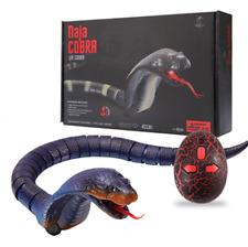 Schlange Mit Fernbedienung Königskobra Kinder Spielzeug