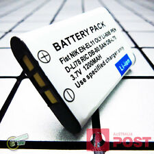 1200mAh LI-60B/LI60B Battery for Olympus FE-370/FE370 Digital Camera
