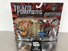 Transformers Revenge Of The Fallen Slapdash vs Trenchmouth  NEW SEALED