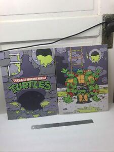 American Toy Kids Toy Chest Teenage Mutant Ninja Turtles TMNT Poster Hang Bin13