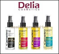 Delia Cameleo HAIR SERUM 4 Different Types 55ml with Argan Macadamia Marula Oil
