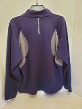 Mens Pull Over Jacket Under Armour Large Regular Long Sleeve Athletic Gear