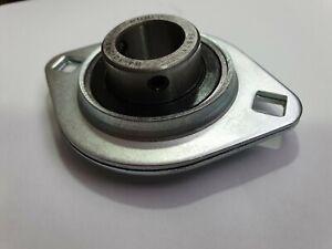 Bearing & Pair of Cup Plates Sisis Scarifier Rotorake Mk 1-5