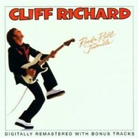 CLIFF RICHARD - ROCK'N'ROLL JUVENILE (DIGITALLY REMASTERED) CD 14 TRACKS POP NEU
