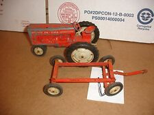 1/16 tru scale tractor and running gear