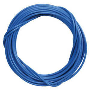 Sunlite Cable Housing W/Liner 5Mmx50Ft Blue