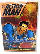 Action Man - el Exterior Edge Animado Boys DVD 2004 Infantiles para Niños Nuevo