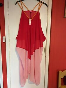 Ladies summer dresses size 14/16