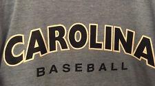 UNC Tar Heels Baseball Shirt Carolina Tee Tarheels North Carolina Large L Soft