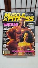 Shawn Ray Muscle & Fitness Magazine March 1991 Bodybuilding Bodybuilder
