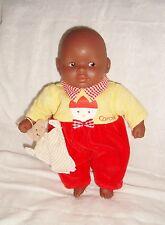 Mini Calin Corolle Dolls 20cm 1999 baby black boy
