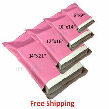 STRONG PINK COLOURED POSTAL BAGS PLASTIC POSTAGE BAGS POLY MAILING BAGS CHEAPEST