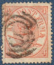 Denmark 1864/70 4 S Good Used(A834)