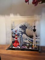 Acrylic display cases for LEGO Tokyo 21051(Sydney Stock) Aus Top Rated Seller