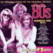 Top Hits of the 80s: Number One Hits NEW CD