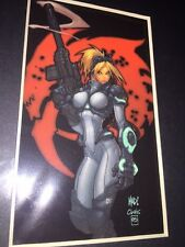 Blizzard Blizzcon 2005 Exclusive Starcraft: Nova Laser Cel Art Limited Edition