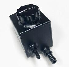 GTO G8 Power Steering Reservoir Tank Fabricated BLACK Aluminum Bottle Billet