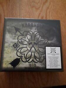 KÄRBHOLZ Überdosis Leben  LIMITED CD BOX+SOCKEN  Fan Edition NEU OVP mit Folie
