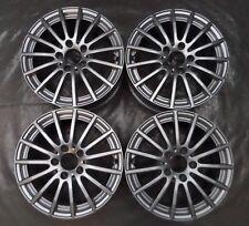 4 Originale Mercedes-Benz Cerchi in Lega 6.5Jx16 ET38 A2054012502 Classe C W205