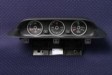 VW BEETLE 2.0 TSI CABRIO 2012 LHD TURBO OIL TEMP GAUGE CLUSTER 5C1857192