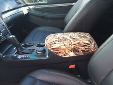 Auto Center Console Cover-Fleece Custom Fit for the Ford Explorer 2011-17 (EXP)