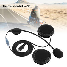Accessories Bluetooth Headset Microphone For V8 Motorcycle Helmet Intercom AF