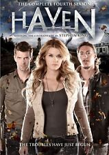 Haven ~ Complete 4th Fourth Season 4 Four ~ BRAND NEW 4-DISC DVD SET