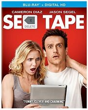 Sex Tape (Blu-ray + Digital HD + UltraViolet) - New, Sealed