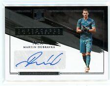 2020-21 Panini Impeccable Stars Auto Martin Dubravka #28/99 Newcastle United