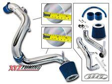 "3"" BLUE Cold Air Intake Kit + Filter For 12-15 Honda Civic DX/LX/EX 1.8L L4"