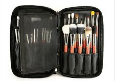 Pro Cosmetic Makeup Brush Set Bag Brushes Kit Bags Case Holder Pouch Pocket Tool