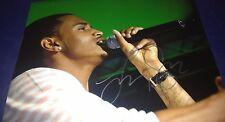 Trey Songz Na Na R&B Artist Signed 11x14 Authentic Photo Autographed W/COA