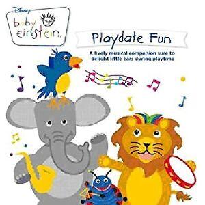 Baby Einstein Playdate Fun, , Used; Acceptable CD